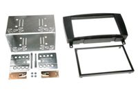 2-DIN Radioblende Doppel-DIN Set Mercedes-Benz CLK W209 Coupe Cabrio ab 04/2004