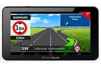 Car Guard CARGUARD IntelliRoute CA8050DVR Reisemobil- Navigationssystem