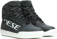 Dainese York Lady D-WP Schuh carbon / weiss 37