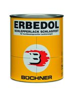 ERBEDOL Schlepperlack & Landmaschinenlack 750 ml NEW-HOLLAND-GRAU AB 2000 SL7251