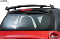 Heck Spoiler Dach Flügel Tuning Wing für Smart Fortwo 451 / 450 / 453 HF517