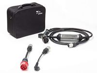 Juice Technology Juice Booster 2 eMobility Ladestation inkl. 2 Adapter: CEE32 und CEE 7/7 (Schuko) (EU) (Typ 2, 22kW, 32A)