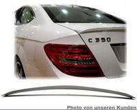 Car-Tuning24 40830194 wie AMG C204 C 204 Coupe HECKSPOILER HECKFLÜGEL - Type A