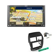 Philips Autoradio Navigation Bluetooth für Mitsubishi ASX 2010-2014