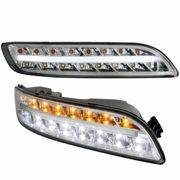 Porsche 911 997 04-08 Facelift-Optik Standlicht Led Blinker Nebelscheinwerfer