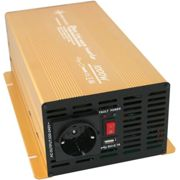 Spannungswandler 12V 1000/2000 Watt Power USB 2.1A reiner SINUS Gold Edition