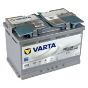 VARTA Silver Dynamic AGM E39 + Panther iQ-Load 5000 Plus